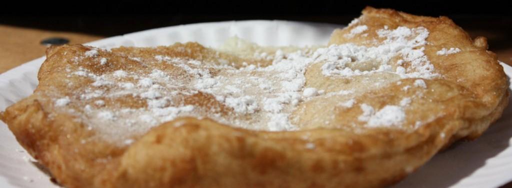how to make dough for fried dough