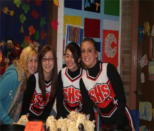 shelton-cheerleaders